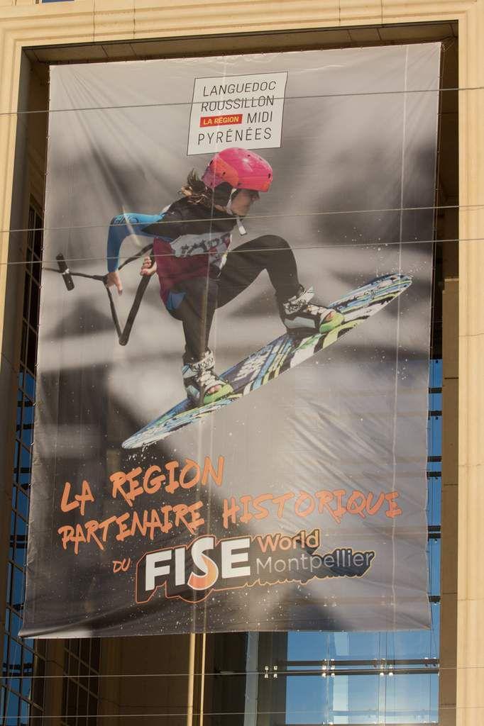 Festival des sports extrêmes à Montpellier
