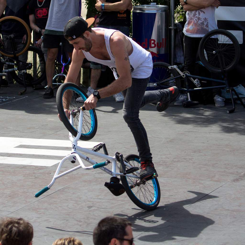 FISE 2016 - BMX flat