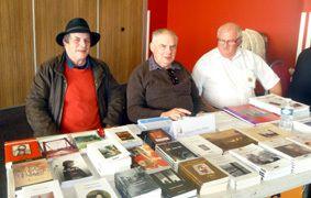 Bernard Giusti, Bernard Mardon et JP Bambier