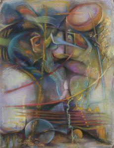 PORTRAIT D'ARTISTE : notre ursidée ANNE-MARIE WEYERS
