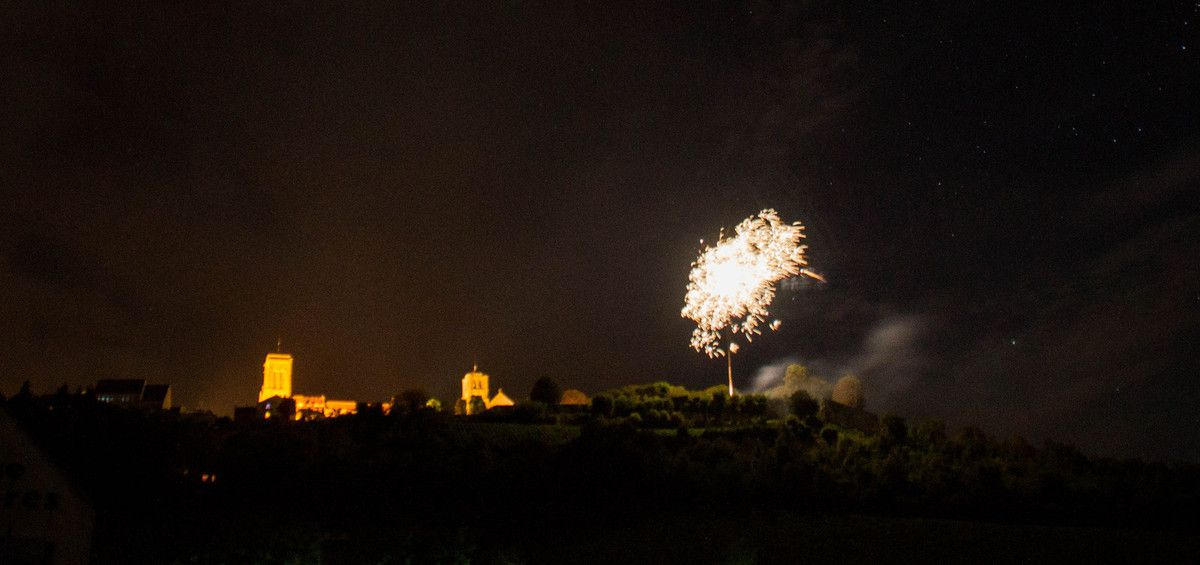 15 minutes de feu d'artifice en 18 photos