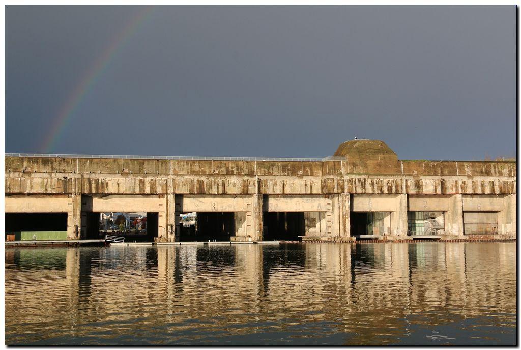 Sélection nov. 2014 : Base sous-marine à Saint-Nazaire