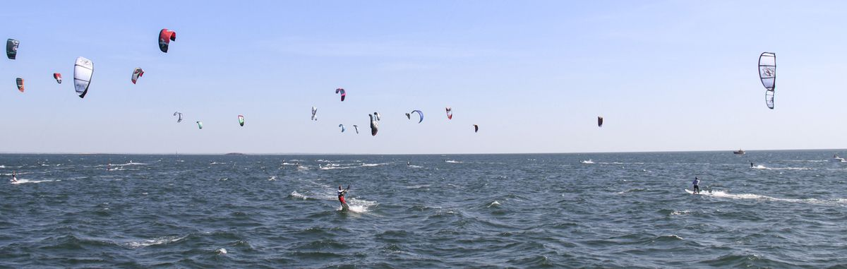 Sélection avril 2014 - Kite-surf