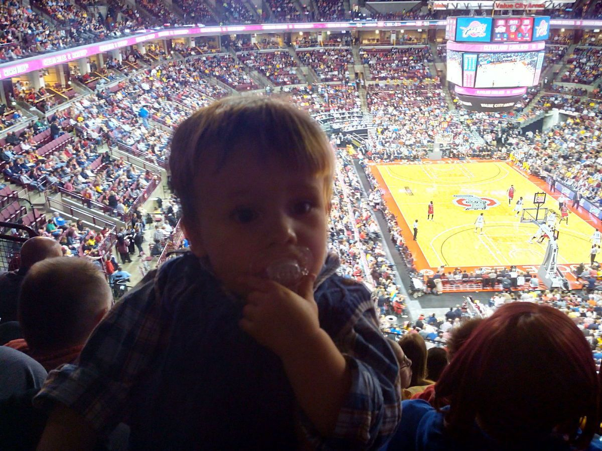 Come on Cavs !