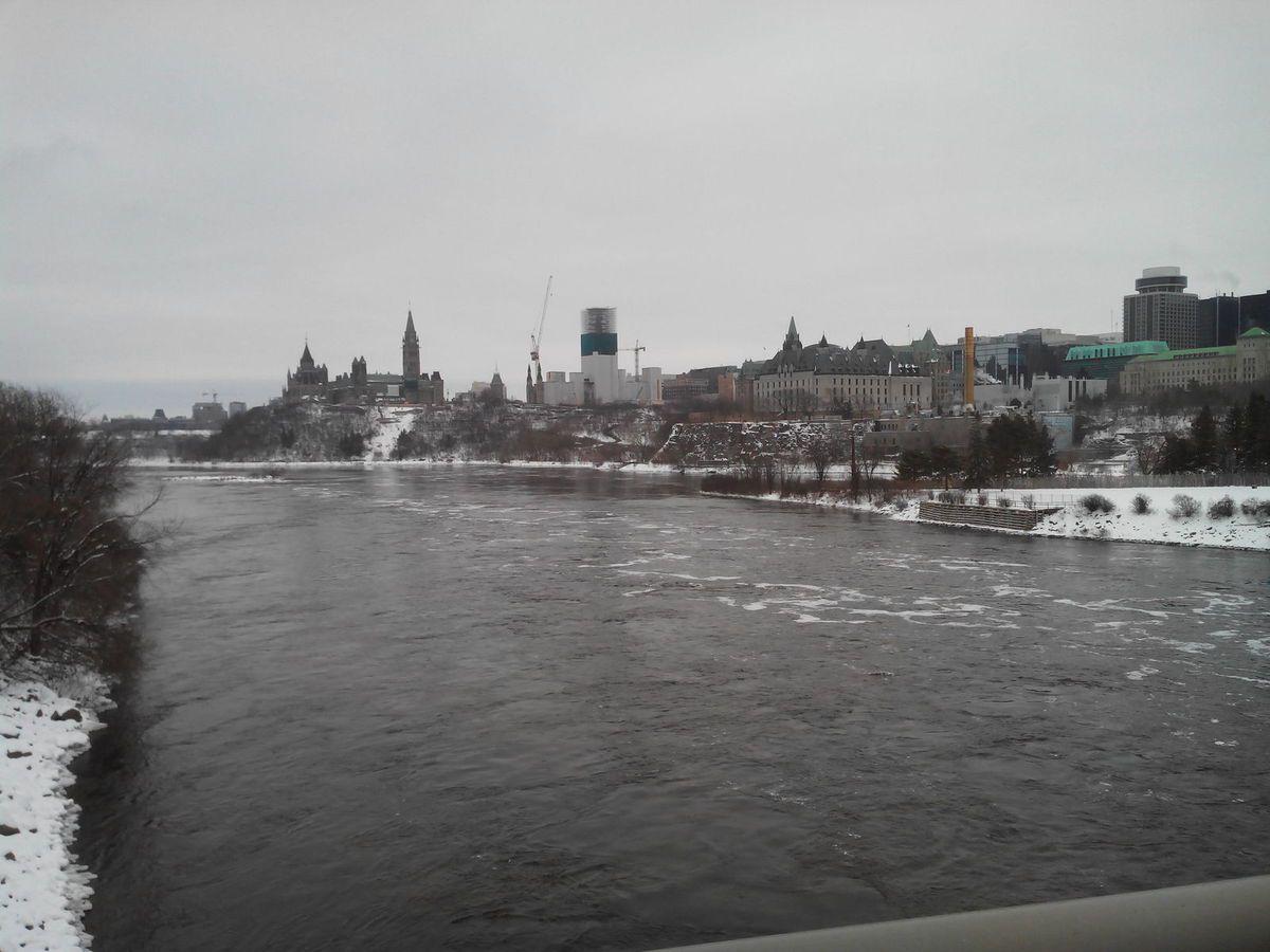 Un petit détour par Ottawa