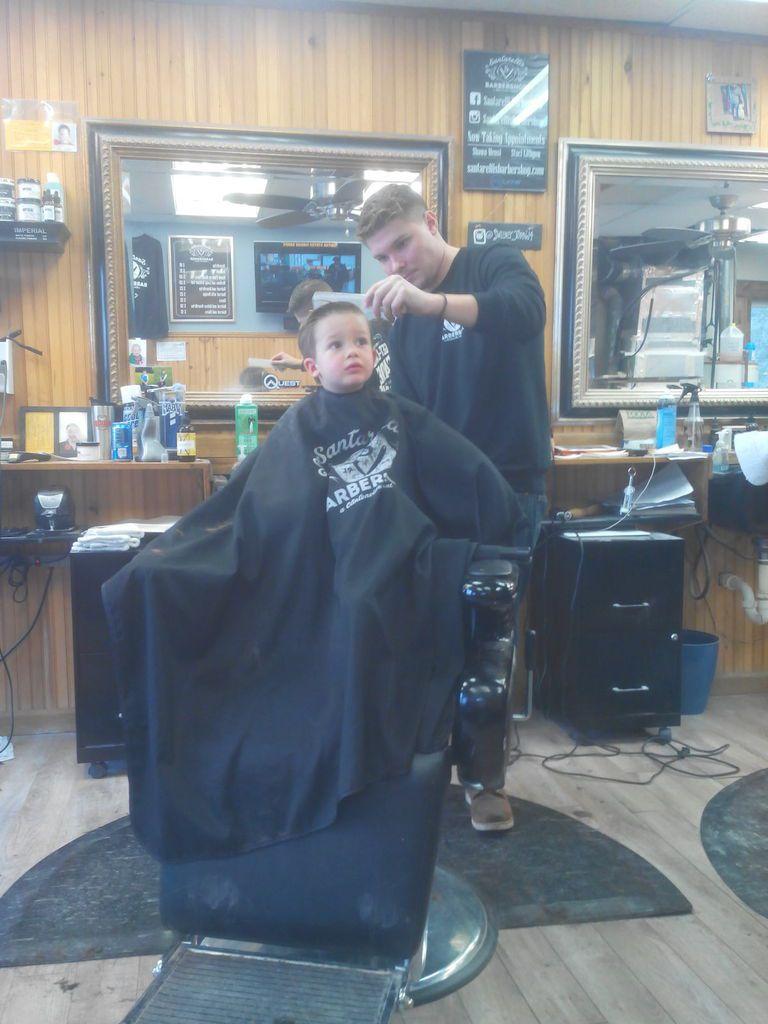 Le Barbier de C-ville !