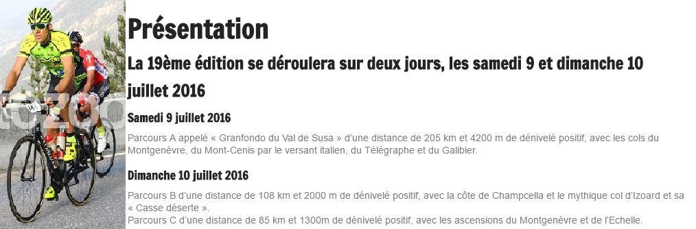 Le VC Soultzia à la 19e Cyclo Luc Alphand