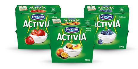 Test: Activia Joghurt von danone