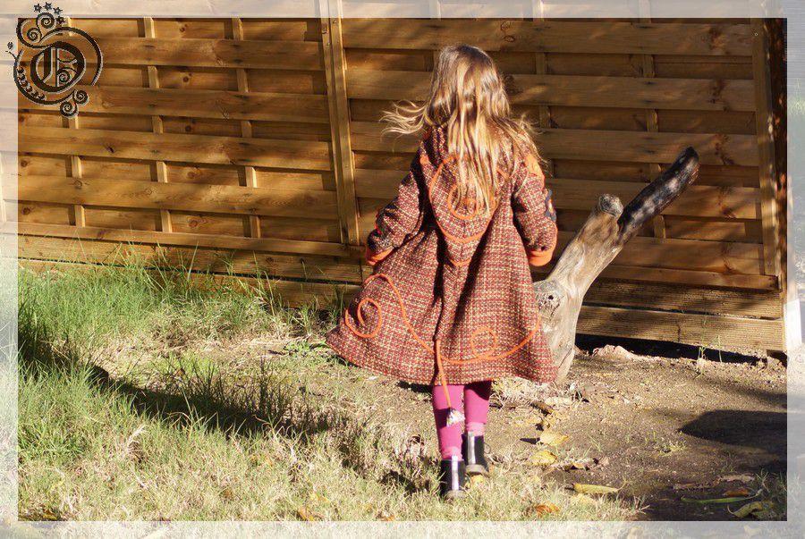 Manteau de lutine