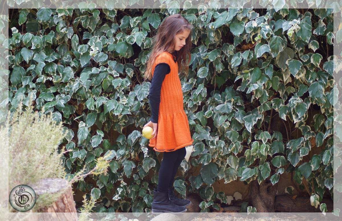 Orange citrouille