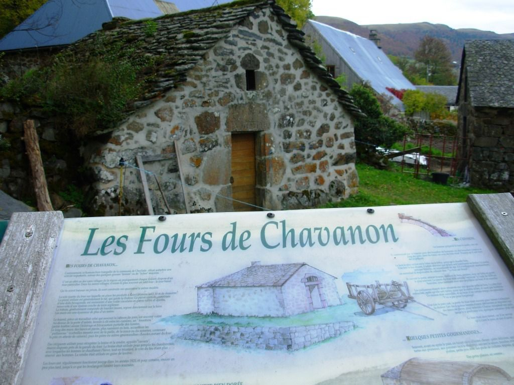 Photos Raymonde : Four Chavanon