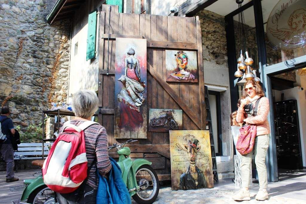 SEJOUR EVIAN: QUELQUES BONS SOUVENIRS EN IMAGES