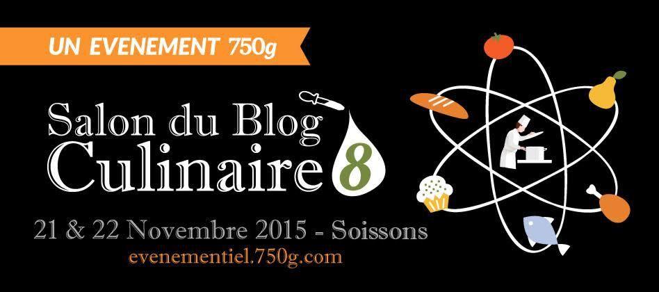 Pourquoi je n'irai pas au Salon du Blog Culinaire de Soissons 2015