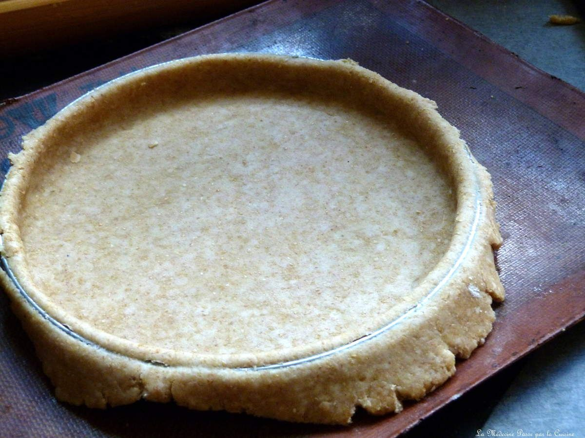 La pâte brisée sans beurre parfaite de Pascale