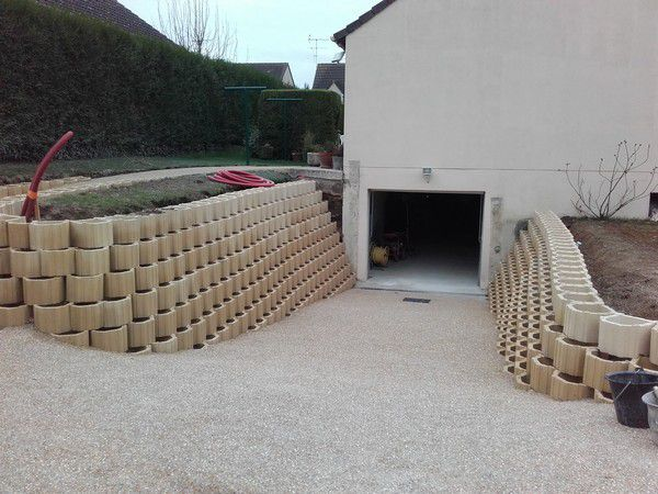Interesting Descente De Garage En Beton Desactive Ideas  Best Image