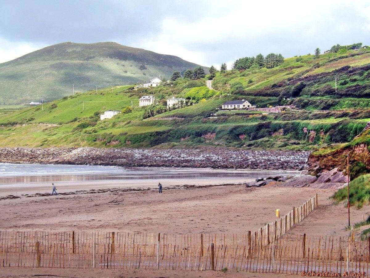 La plage de Inch