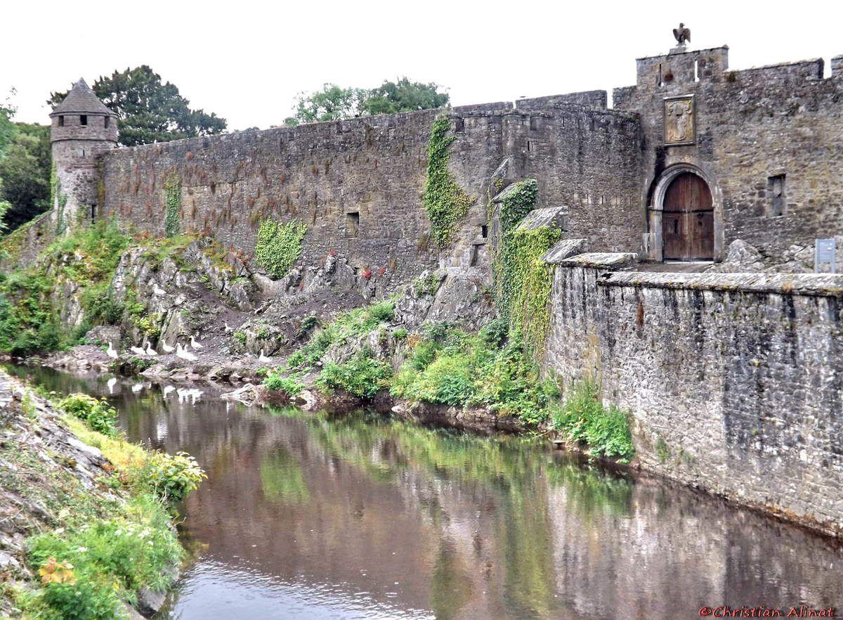 Le château de Cahir