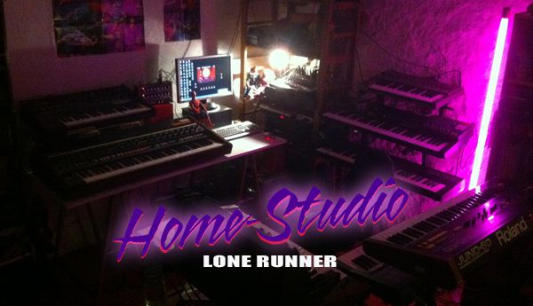 Le Home Studio de Lone Runner