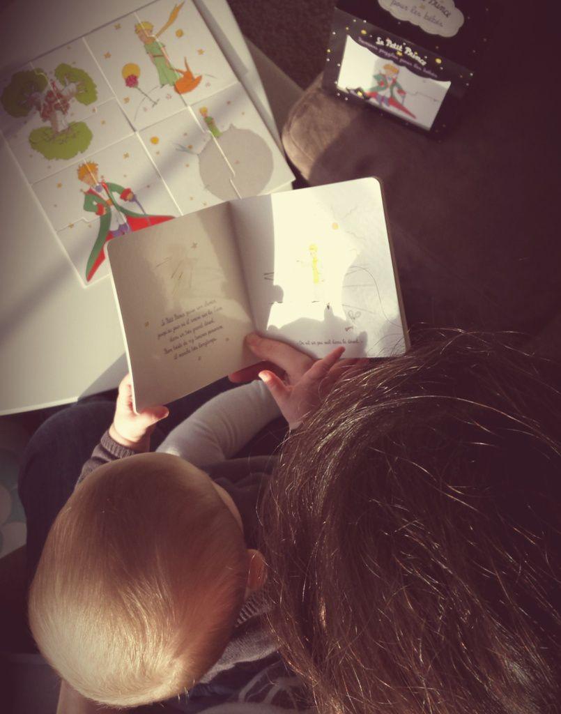 Le Petit Prince... pour les bébés