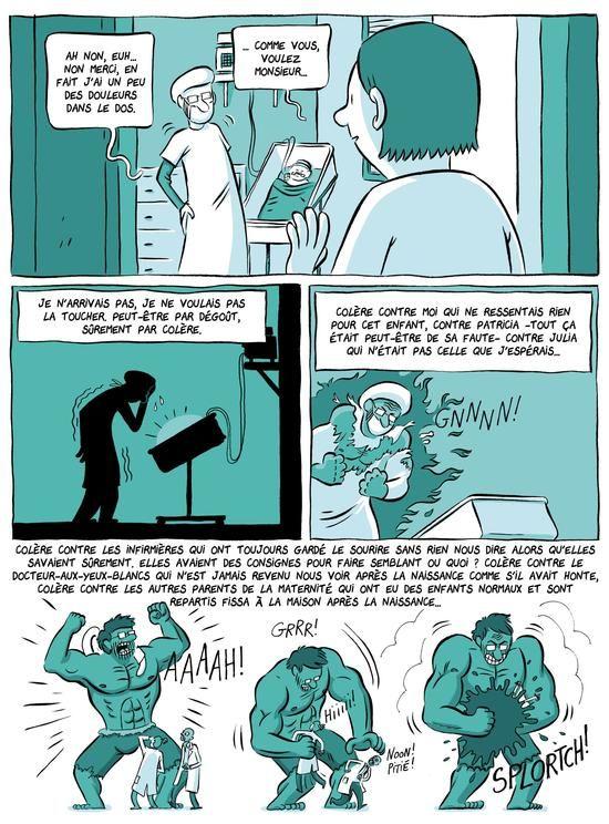 Fabien Toulmé - Editions Delcourt
