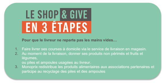 [Bon plans] 2 actions solidaires
