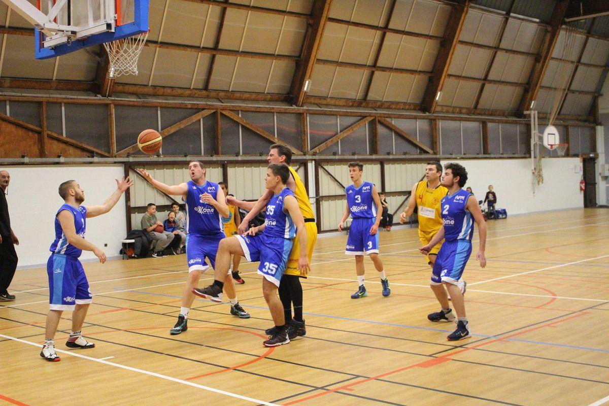 05/11/ seniors garçons VS St Pierre des corps