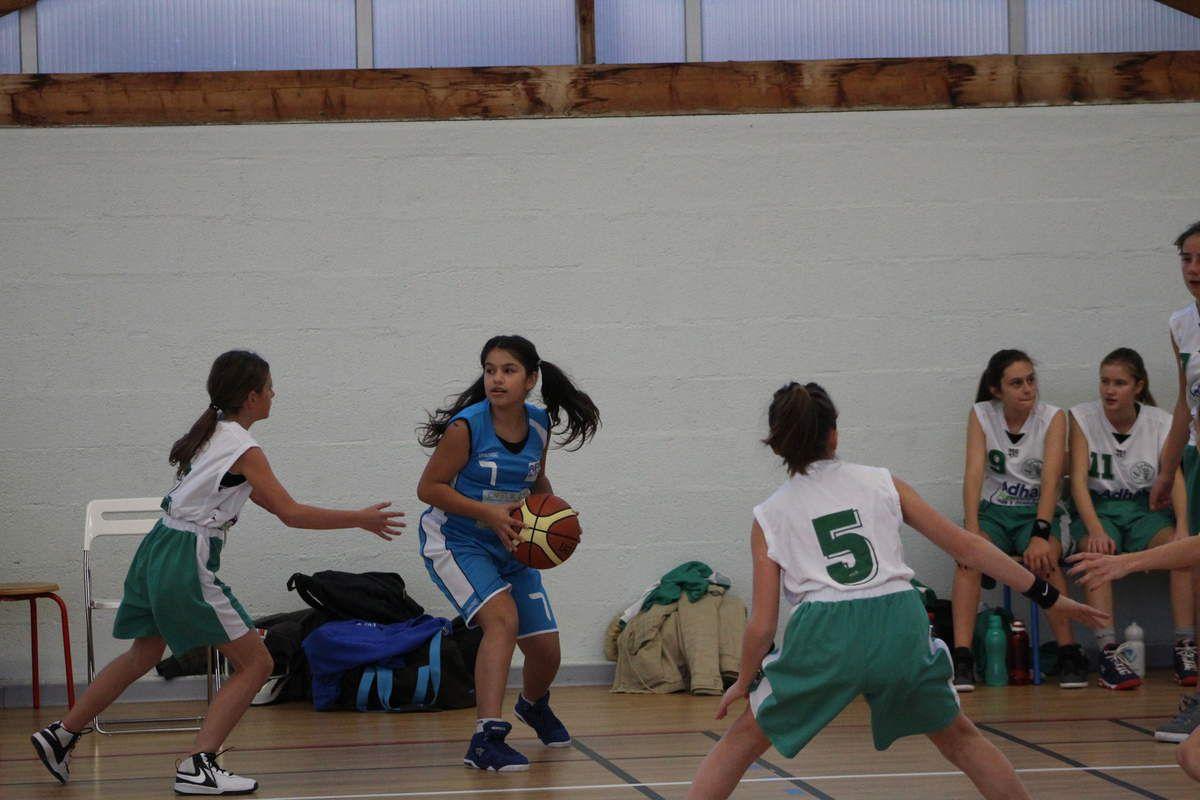 05/11/ minimes filles vs St Cyr sur Loire