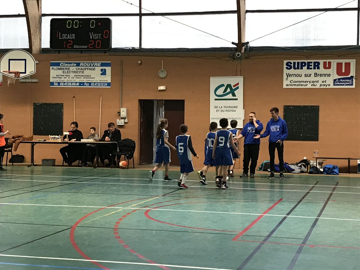 7/01/ poussins vs Vernou