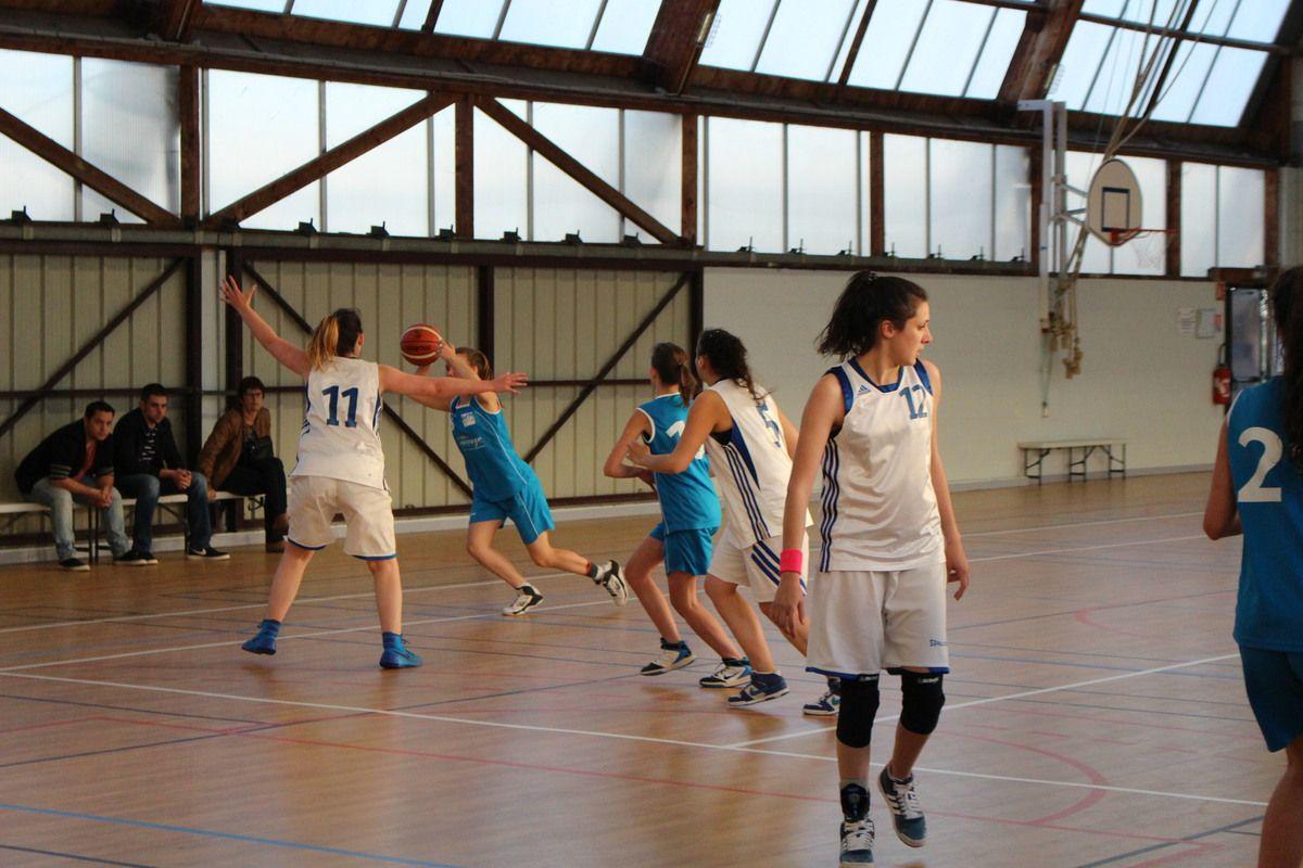 29/04/ seniors filles vs Loches