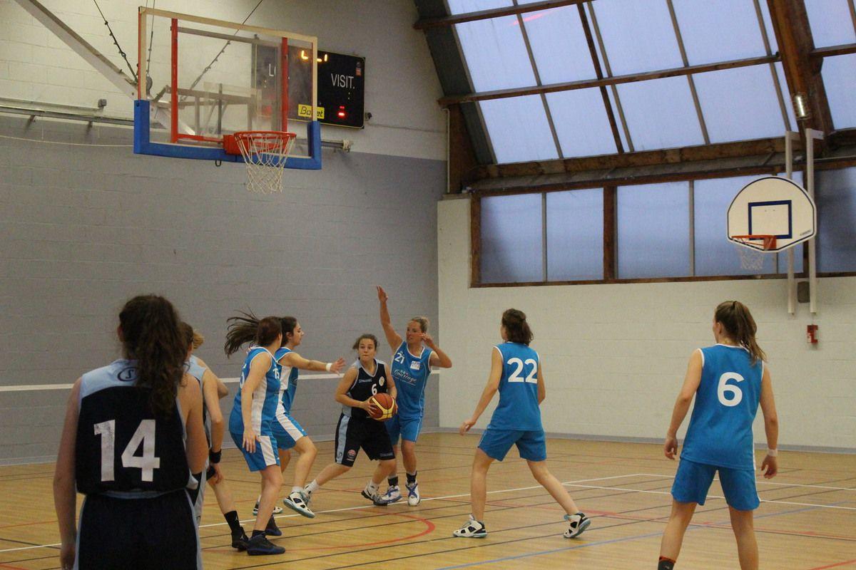 17/05/ seniors filles vs L'ile Bouchard