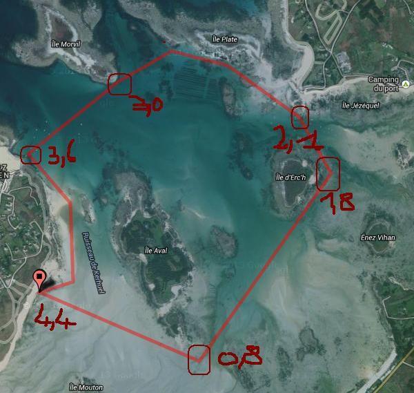 Île grande du 23février 2014