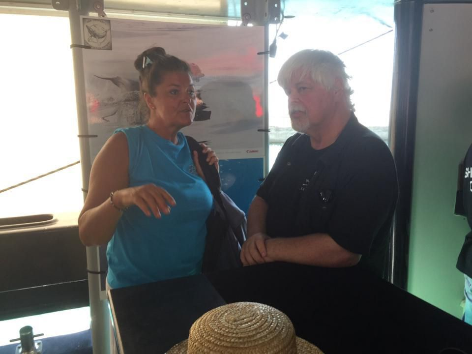 Rencontre avec un GRAND!! Paul Watson