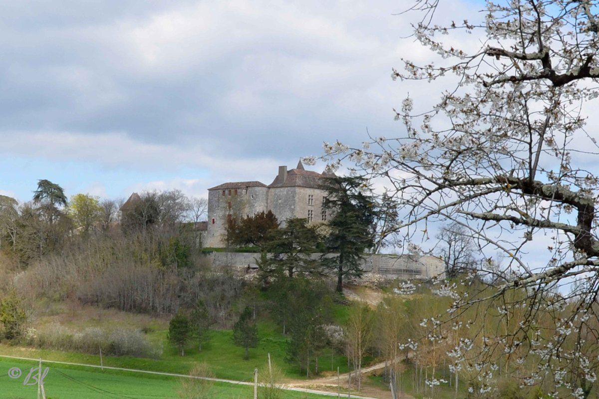 La château de Roquefère (Monflanquin, Lot-et-Gar)