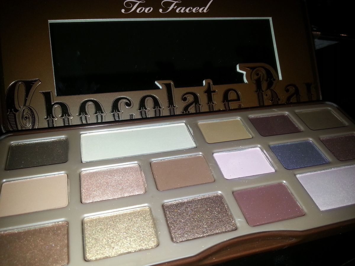 [Make up] Chocolate Bar - Too Faced