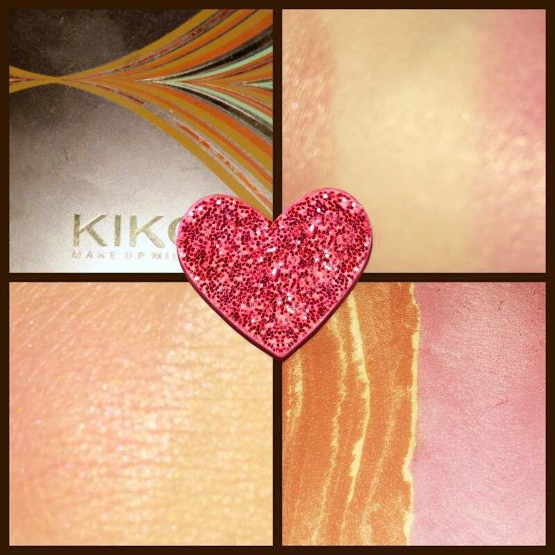 Kiko - Blush Sun Lovers 03 Brasilian Pink