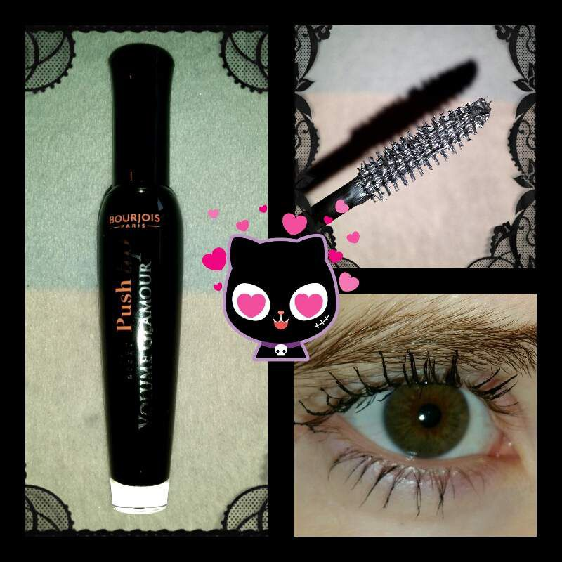 Bourjois - Mascara effet push up volume glamour