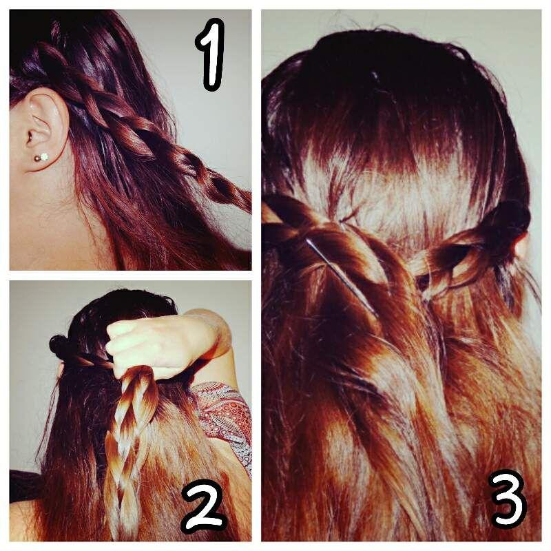 4 tutos coiffures pour la rentrée
