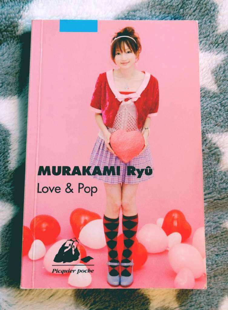 Love & Pop - Murakami Ryû [livre]