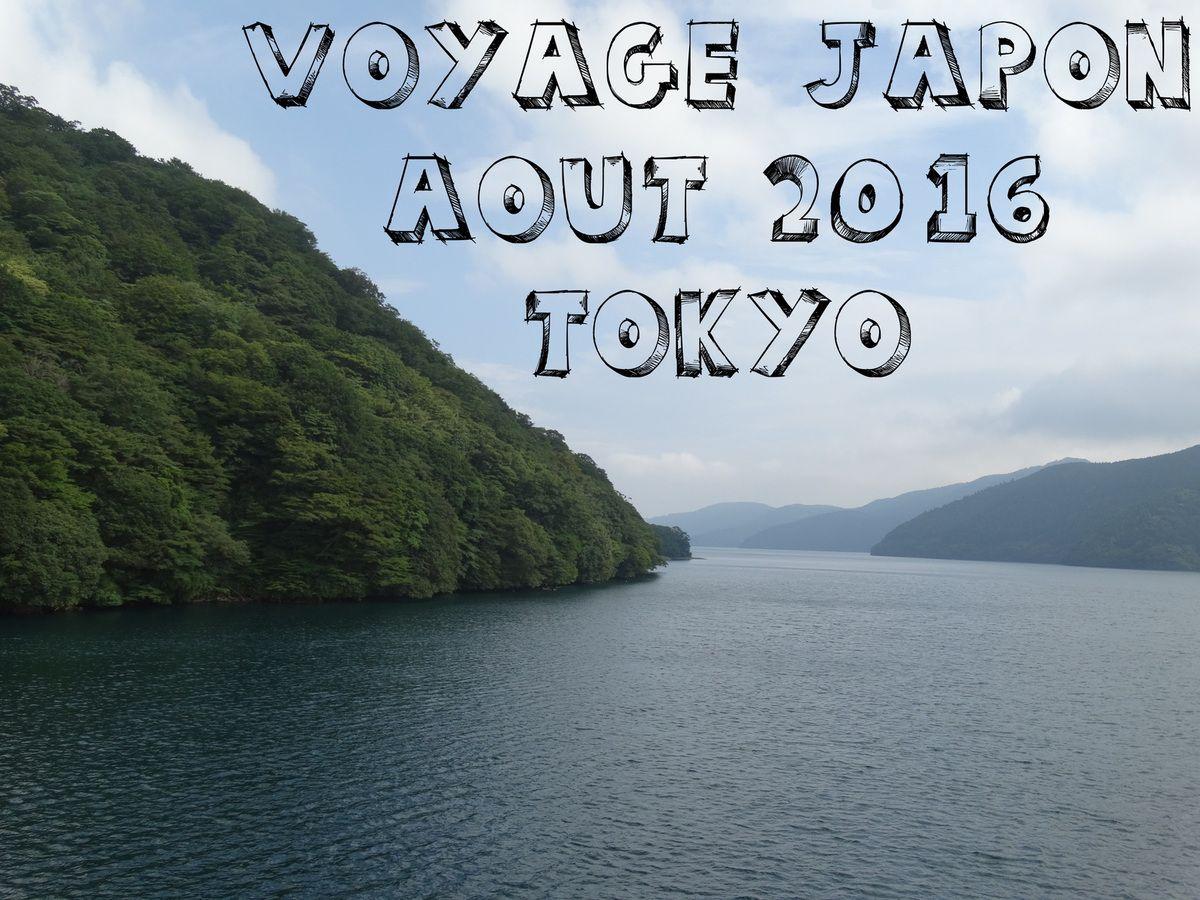 Voyage Japon août 2016 - Mont Fuji - Jour 13