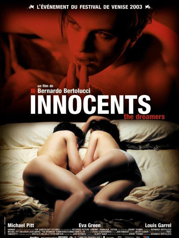 Innocents: The Dreamers [Film France/Angleterre/Italie]