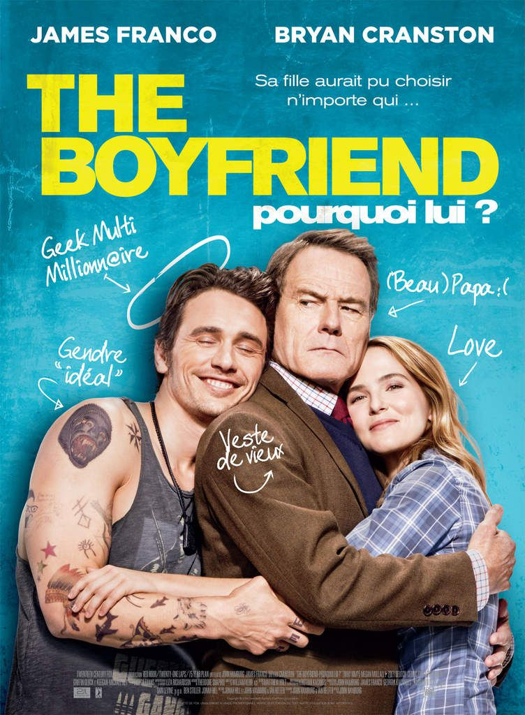 The Boyfriend : Pourquoi lui ? [Film USA]