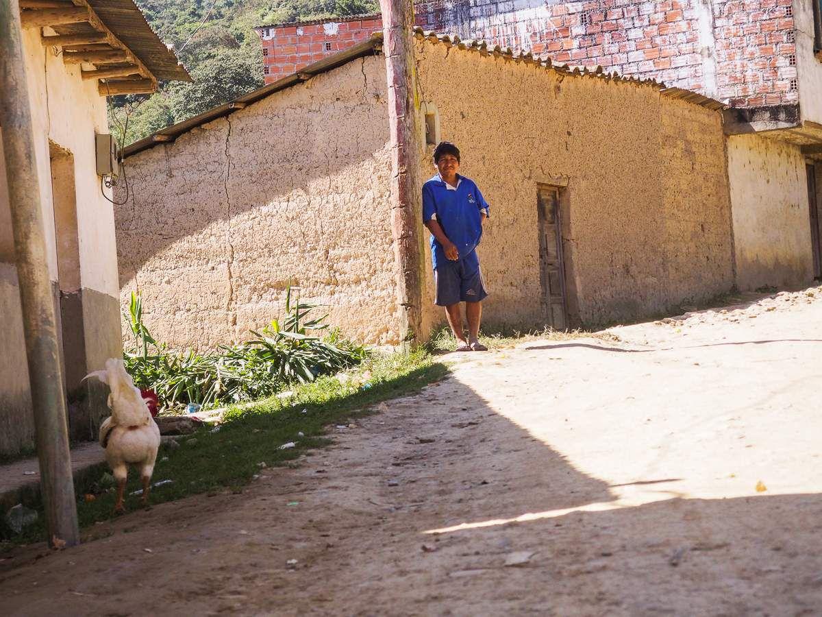 Nueva vida boliviana