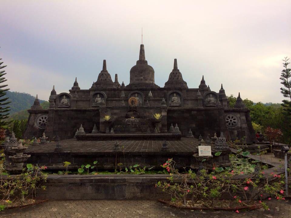 Résumé d'un mois en Indonésie �