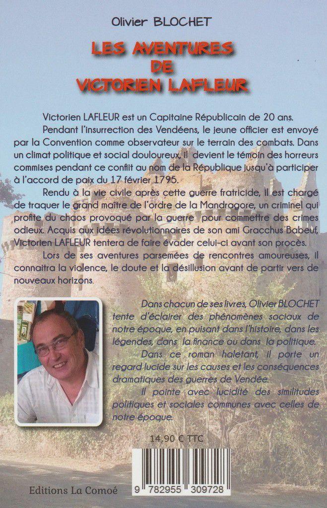 LA DURBELIERE - EXTRAIT DE : LES AVENTURES DE VICTORIEN LAFLEUR