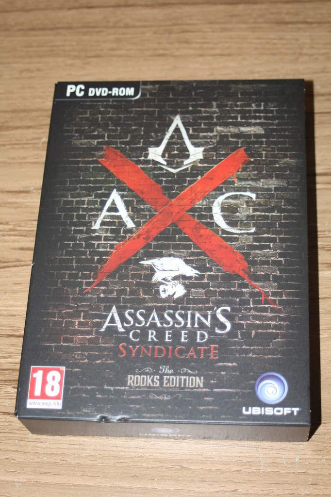 Unboxing: Assassin's Creed Syndicate - The Rooks Edition