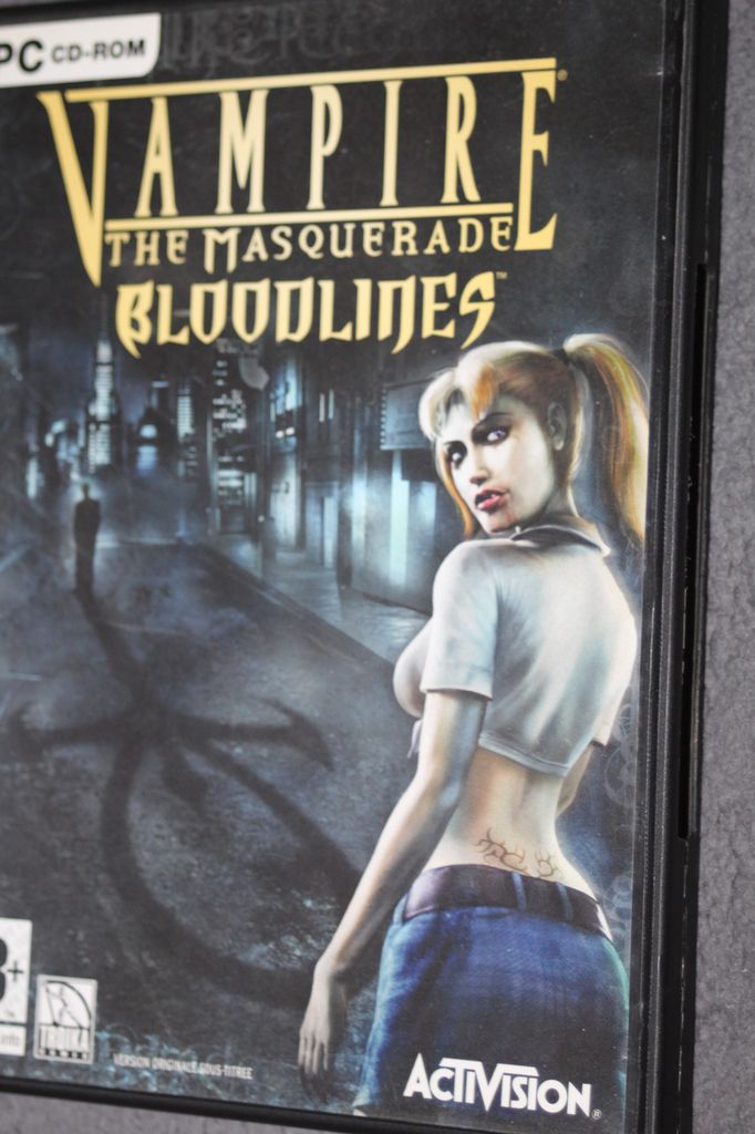 A quoi tu joues?... Vampire The Masquerade Bloodlines