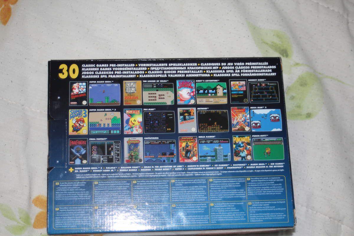 Unboxing: NES Classic Mini