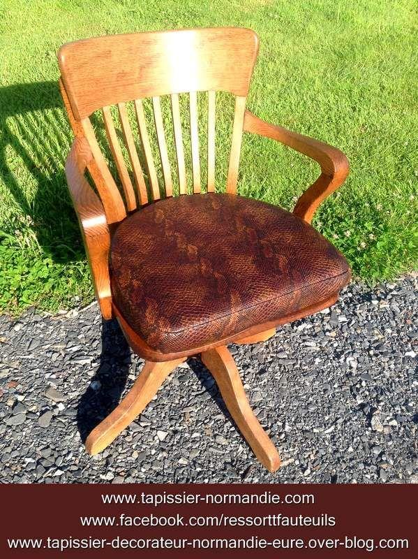 confection de coussin pour fauteuil de bureau par julie monnier tapissier d corateur eure entre. Black Bedroom Furniture Sets. Home Design Ideas