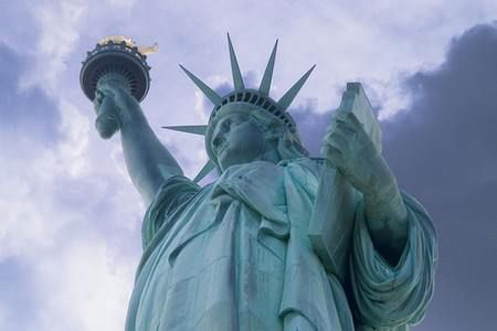 """Give me your tired, your poor, Your huddled masses yearning to breathe free,  The wretched refuse of your teeming shore, Send these, the homeless, tempest-tost to me, I lift my lamp beside the golden door!"" Do you remember Mr Trump ? @realDonaldTrump"