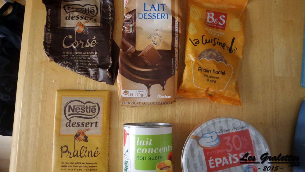 Recette nutella maison p te tartiner facile les - Nutella maison lait concentre ...